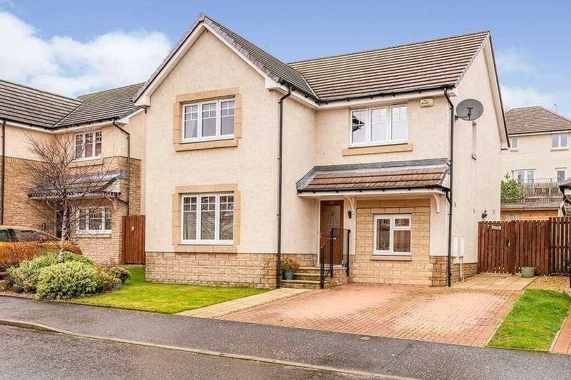 4 Bedrooms Detached House for sale in Fidra Avenue, Burntisland, Fife, KY3