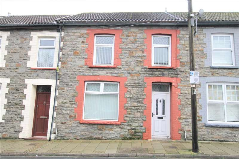 3 Bedrooms Terraced House for sale in Primrose Street, Tonypandy