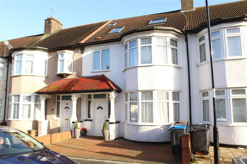 5 Bedrooms Terraced House for rent in Fairlands Avenue, Thornton Heath, Surrey, CR7
