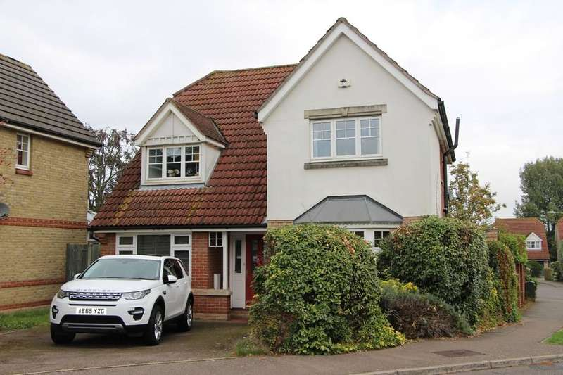 4 Bedrooms Detached House for rent in Heasman Close, Newmarket