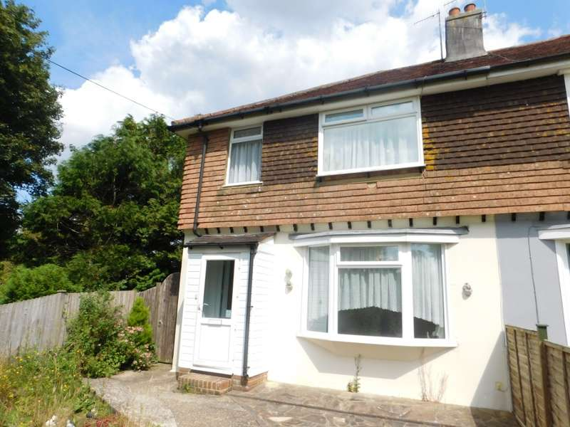 3 Bedrooms Semi Detached House for rent in Chapel Hill, , Bexhill-on-Sea, TN33 0QX