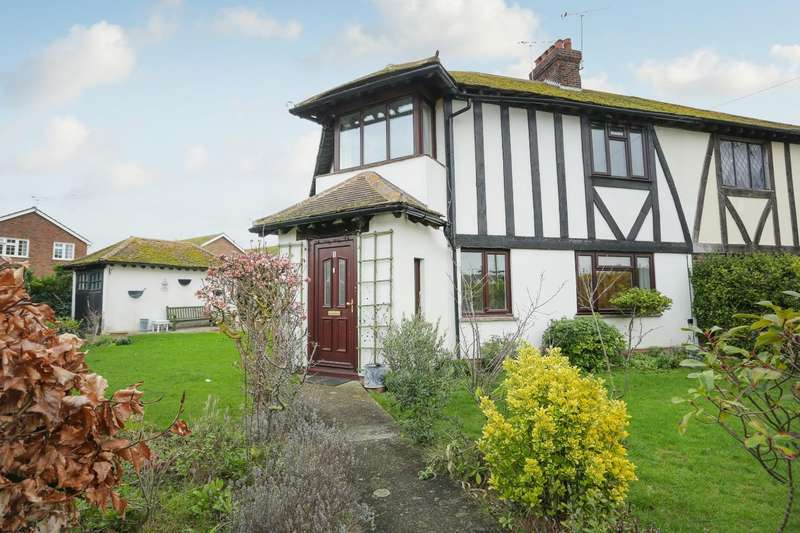 3 Bedrooms Semi Detached House for sale in Arthur Road, Birchington