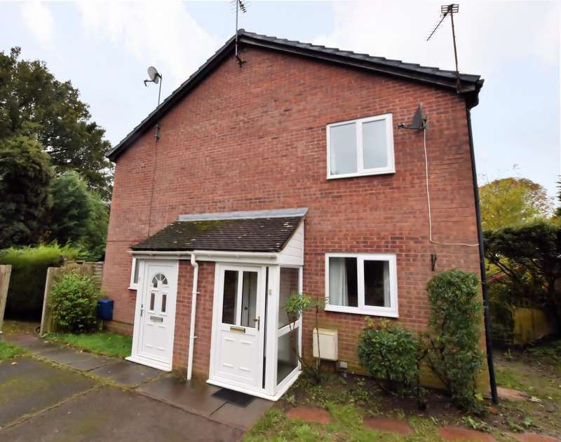 1 Bedroom Terraced House for rent in Stable Close, Burghfield Common, Reading, RG7