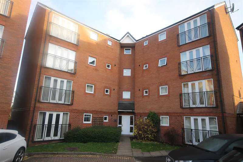 2 Bedrooms Apartment Flat for rent in Terret Close, Walsall