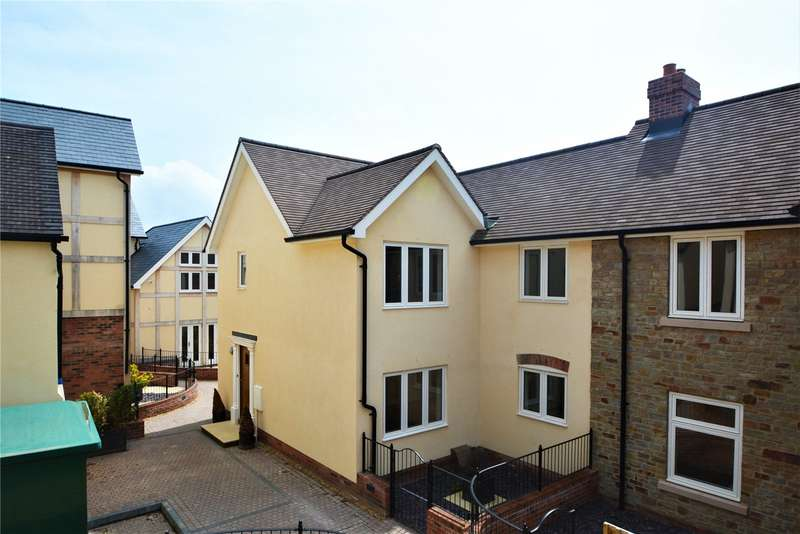 3 Bedrooms House for sale in 7 Steeple Mews, Pepper Lane, Ludlow, Shropshire, SY8
