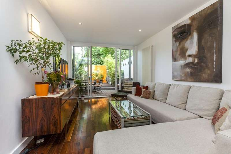 3 Bedrooms House for sale in Southgate Road, De Beauvoir, London, N1