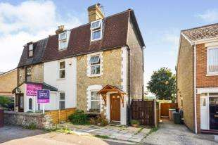 3 Bedrooms End Of Terrace House for sale in Hartnup Street, Maidstone, Kent