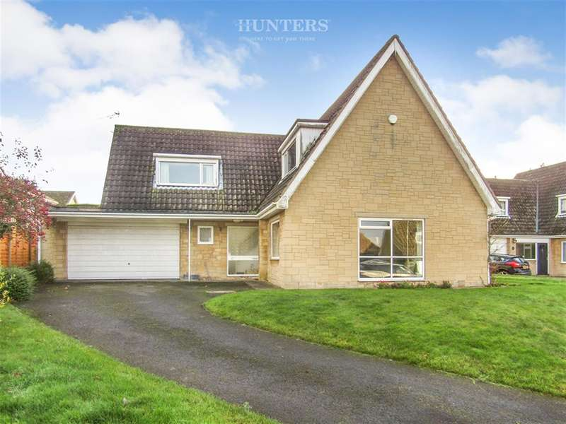 3 Bedrooms Detached House for sale in St. Helens Road, Lea, Gainsborough, DN21 5EJ