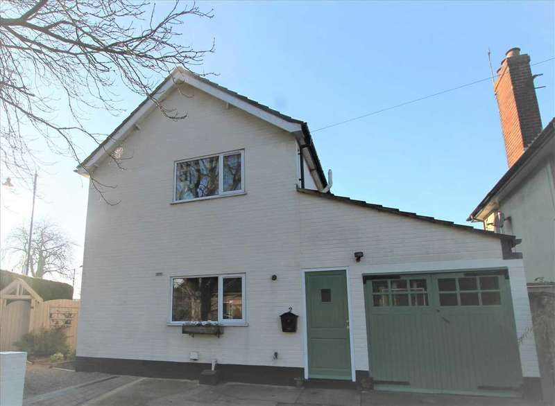 3 Bedrooms Detached House for sale in High Road West, Felixstowe