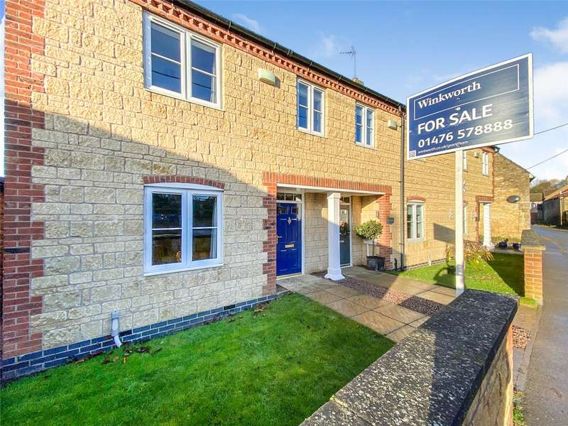 4 Bedrooms End Of Terrace House for sale in Main Street, Sudbrook, NG32