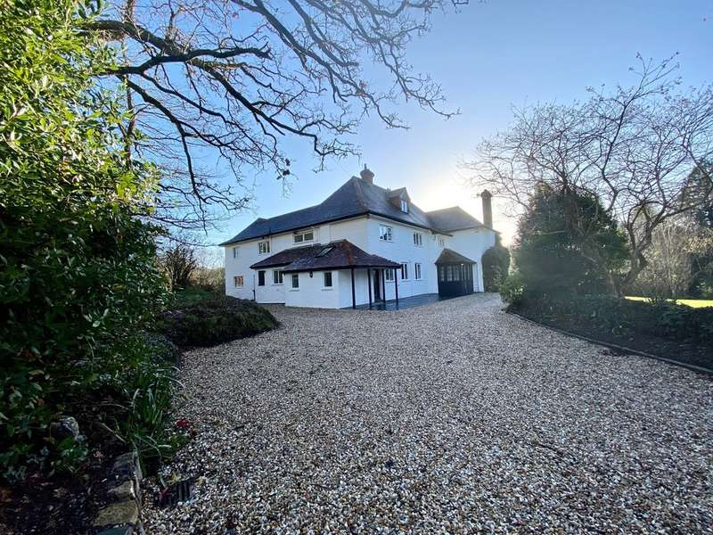 8 Bedrooms Detached House for sale in Chudleigh, Devon