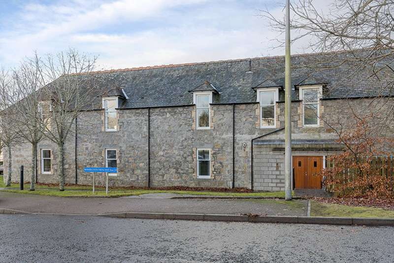 2 Bedrooms Flat for sale in Woodlands Crescent, Cults, Aberdeen, Aberdeenshire, AB15 9DH