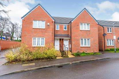 3 Bedrooms Semi Detached House for sale in Guardian Way, Luton, Bedfordshire, England