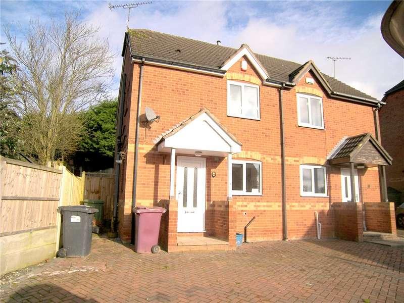 3 Bedrooms Semi Detached House for rent in Birchen Holme, South Normanton, Alfreton, Derbyshire, DE55