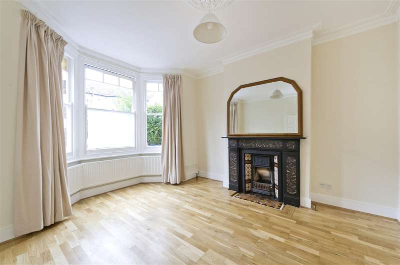 4 Bedrooms Terraced House for rent in Whellock Road, Chiswick W4