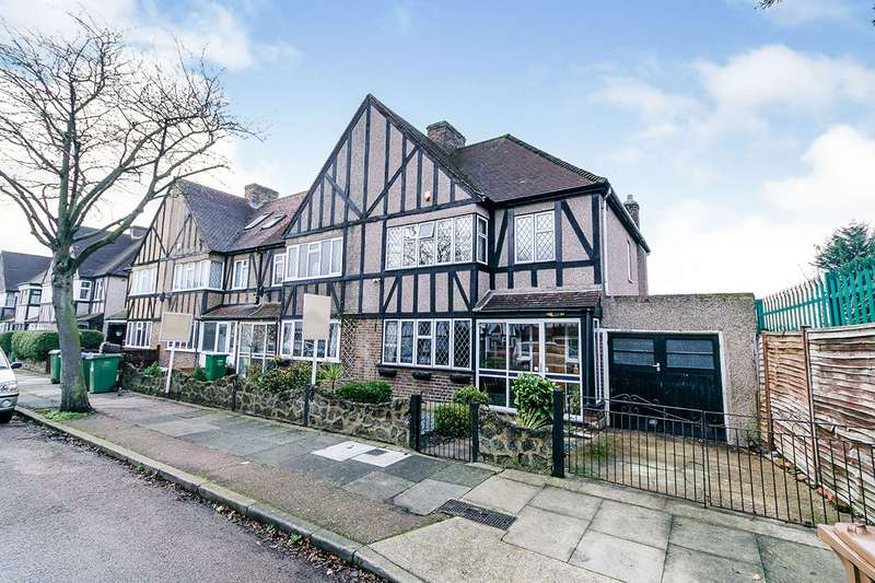 4 Bedrooms End Of Terrace House for sale in South Gipsy Road, Welling, DA16