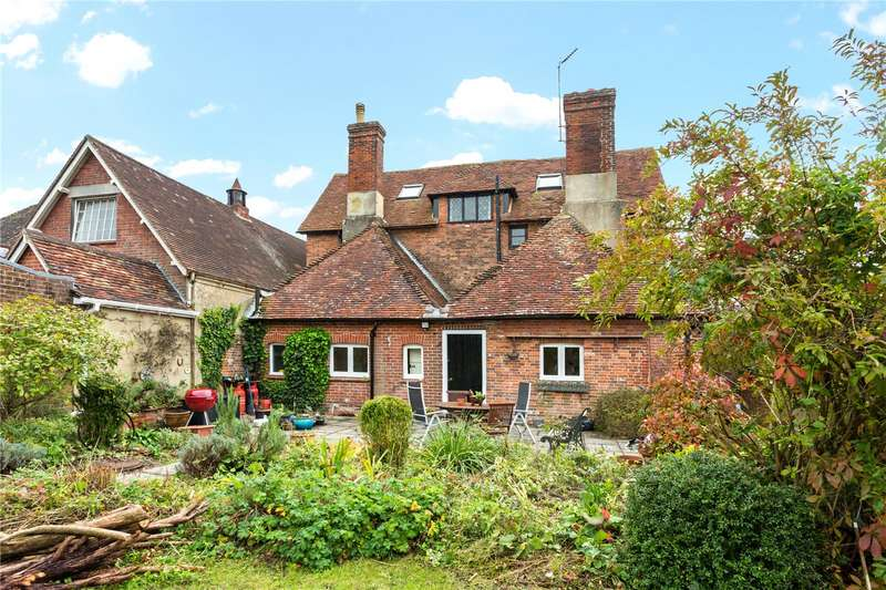 4 Bedrooms Detached House for sale in Petersfield Road, Hinton Ampner, Alresford, Hampshire, SO24
