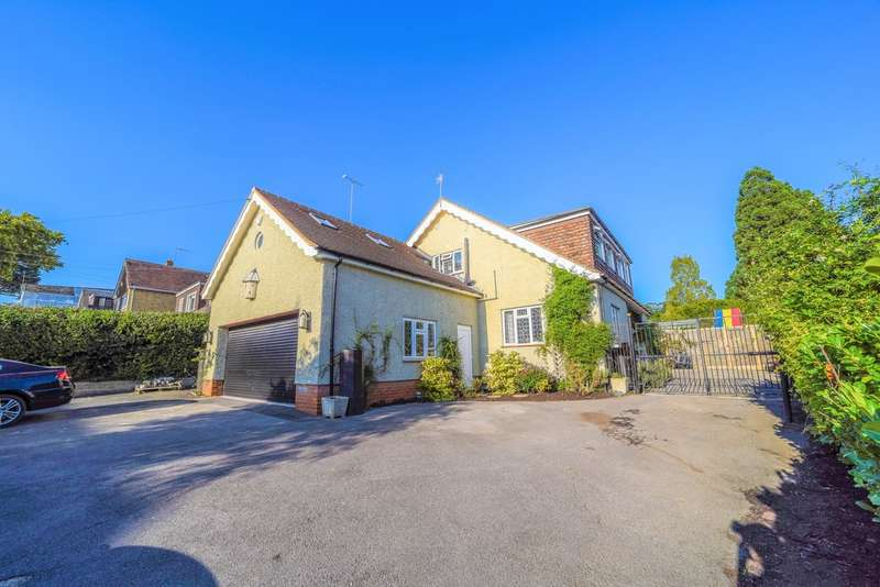 4 Bedrooms Detached House for sale in Conifers, Ayling Lane