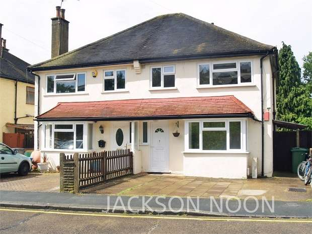 3 Bedrooms Semi Detached House for rent in Horsley Close, Epsom