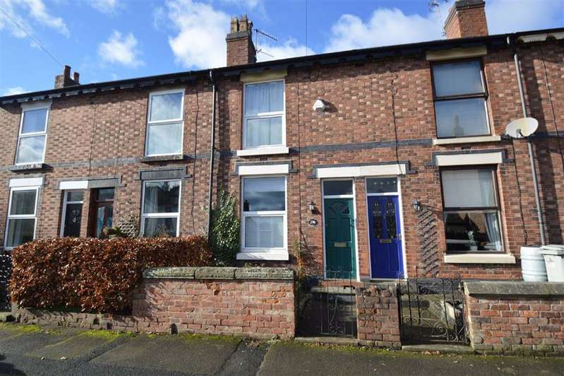 2 Bedrooms Terraced House for rent in Peter Street, Macclesfield