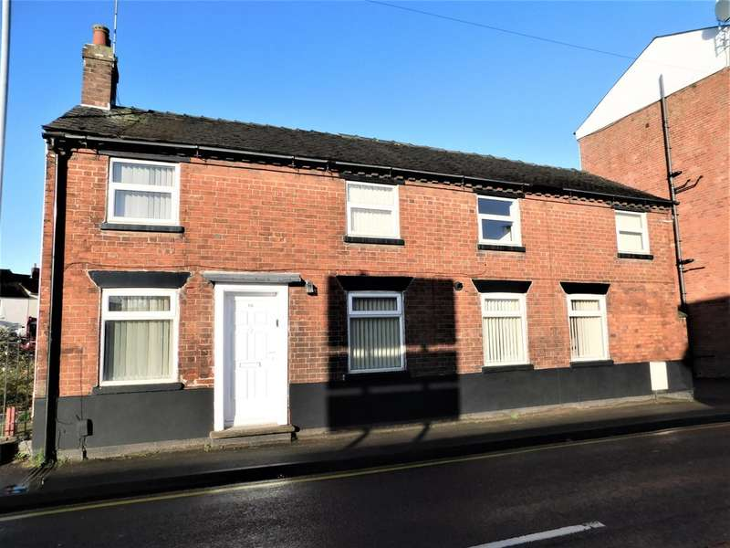 3 Bedrooms Detached House for rent in Sandon Road, Stafford
