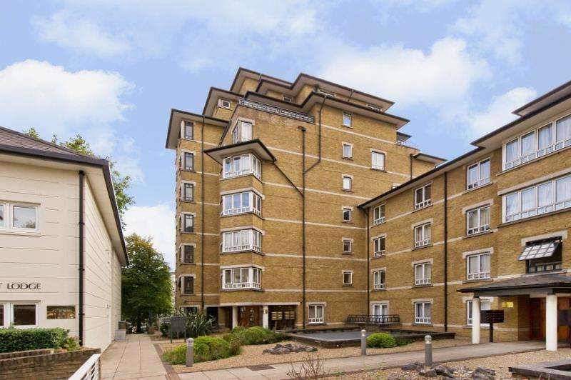 2 Bedrooms Flat for sale in Admiral Walk, Maida Vale W9