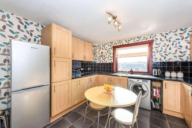 2 Bedrooms Flat for sale in Queen Street, Montrose, DD10