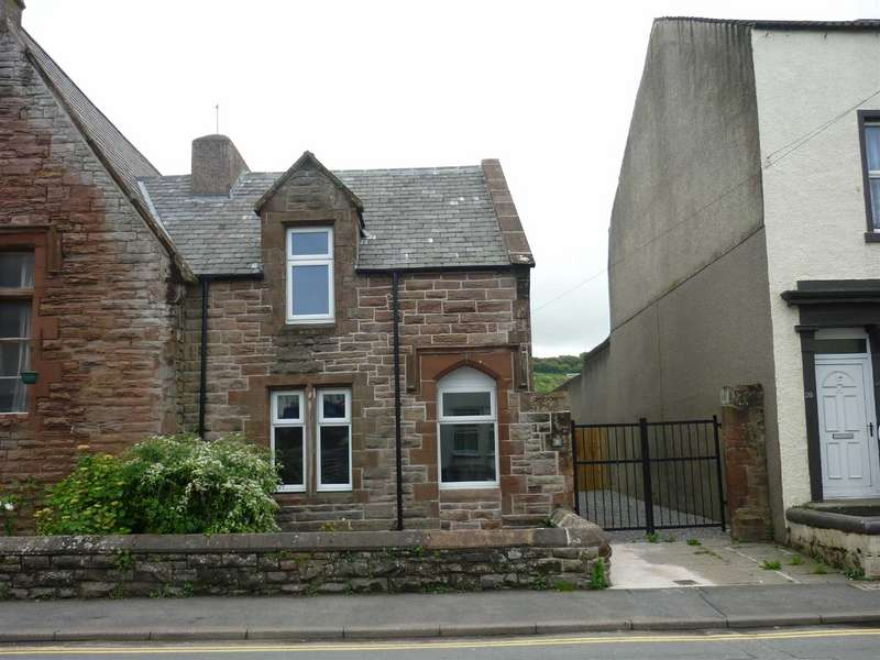 2 Bedrooms Cottage House for rent in Church Road, Harrington, Workington