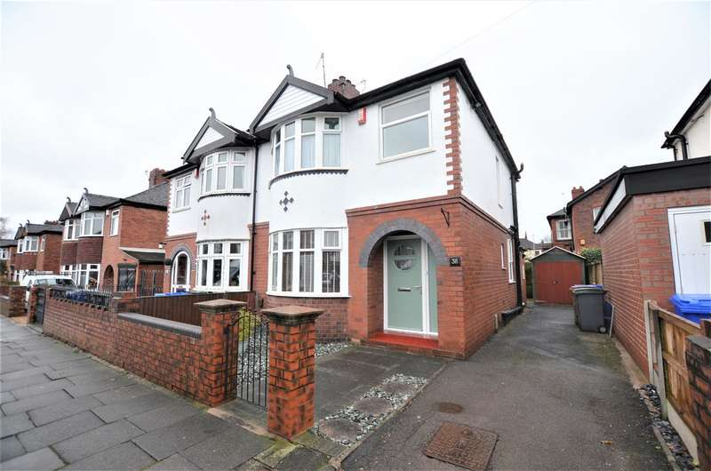 3 Bedrooms Semi Detached House for rent in Lansdowne Road, Hartshill, Stoke-On-Trent