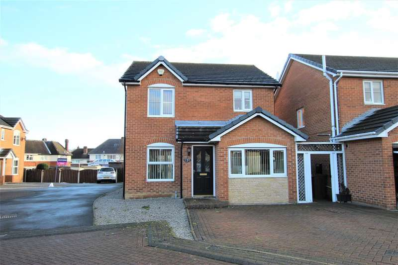 3 Bedrooms Detached House for sale in Calder Close, Royston, Barnsley