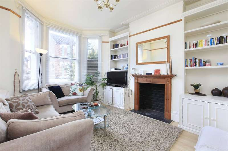 4 Bedrooms Terraced House for sale in Cathles Road, Clapham South, London, SW12