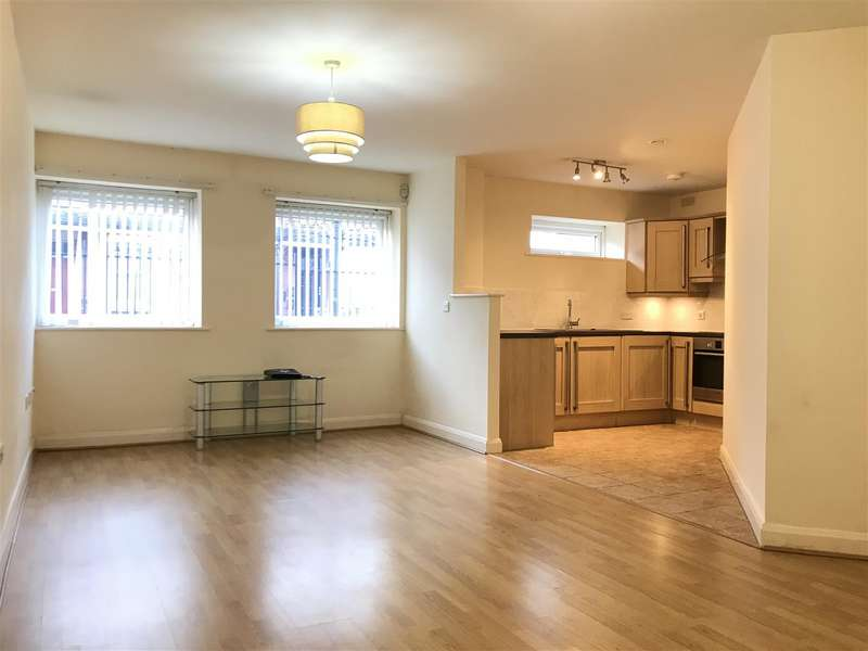2 Bedrooms Apartment Flat for sale in Old Church Court, Weaste Road, Salford