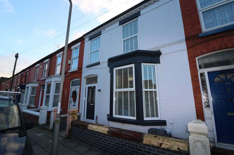 6 Bedrooms Terraced House for rent in Crawford Avenue, Mossley Hill