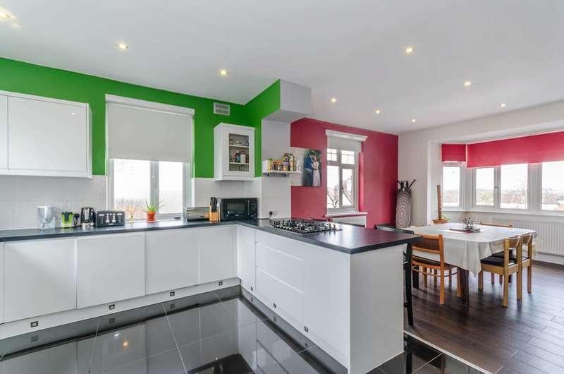 4 Bedrooms Flat for rent in Kenton Road, Harrow, HA3