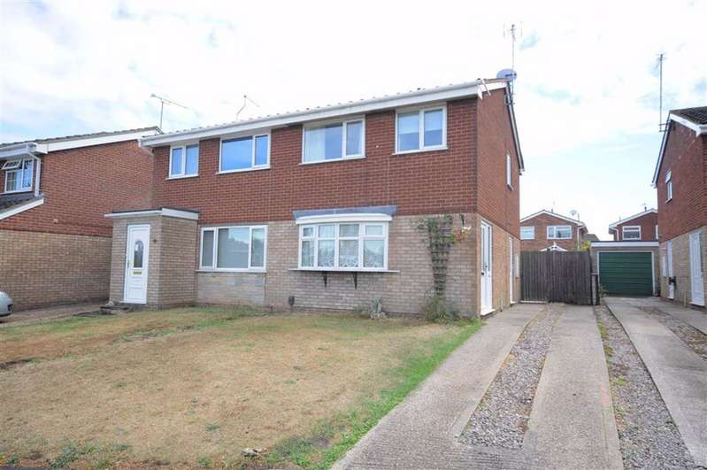 3 Bedrooms Semi Detached House for rent in Runnymede, Stone