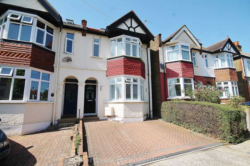 4 Bedrooms Semi Detached House for rent in Kings Avenue, New Malden KT3