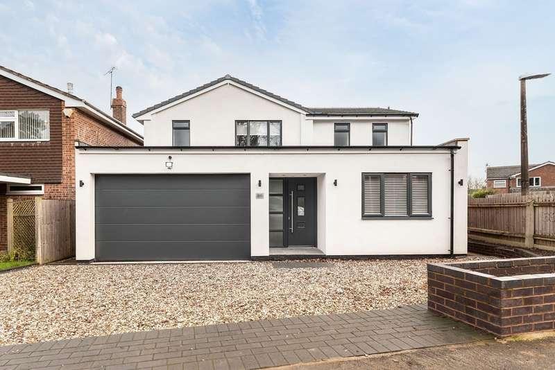 4 Bedrooms Detached House for sale in Earlswood Road, Dorridge, Solihull