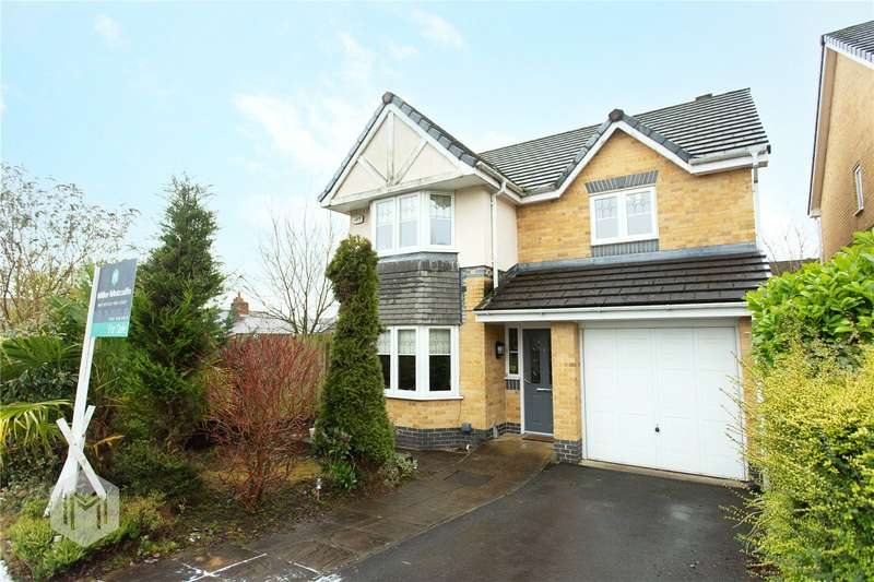 4 Bedrooms Detached House for sale in Tagg Wood View, Ramsbottom, Bury, BL0