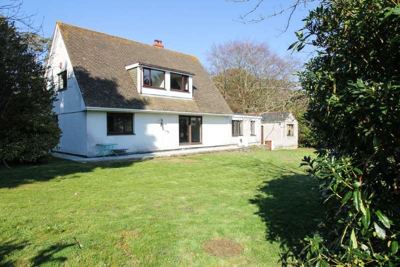 6 Bedrooms Bungalow for rent in Crofthandy, St. Day, , Redruth, TR16 5PR
