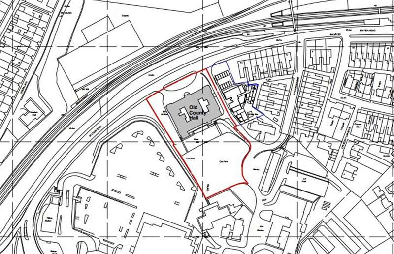 Land Commercial for sale in Station Road, TRURO, Cornwall