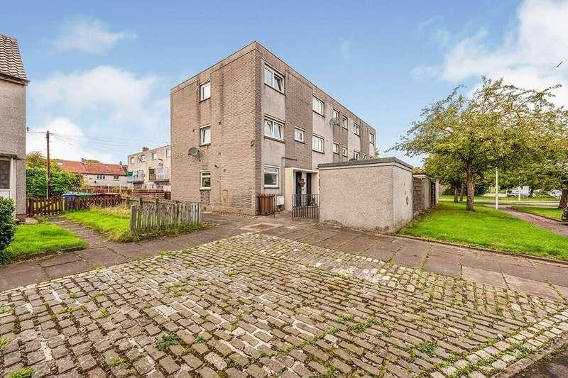 2 Bedrooms Flat for rent in Primrose Lane, Rosyth, Dunfermline, KY11