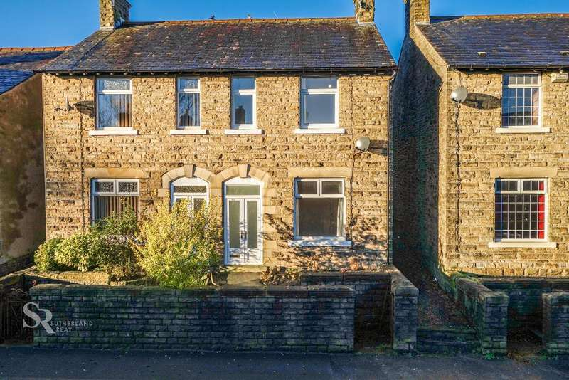 3 Bedrooms Semi Detached House for rent in Low Leighton Road, New Mills, High Peak, Derbyshire, SK22 4LR