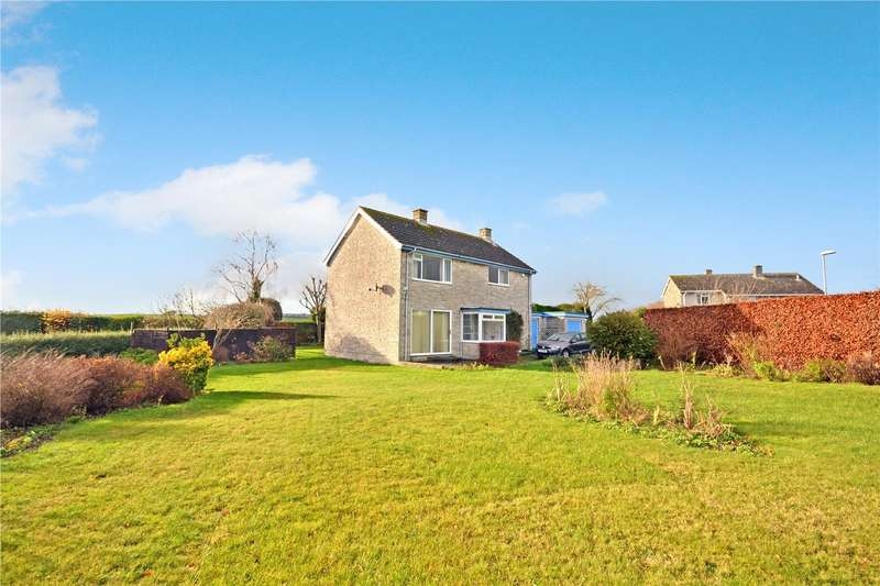 3 Bedrooms Detached House for sale in Burn View, Charminster, Dorchester