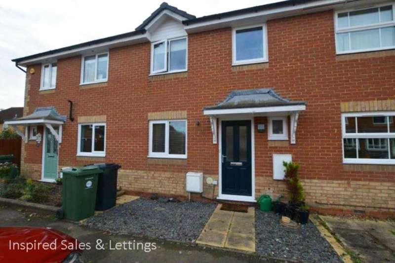 3 Bedrooms Terraced House for sale in Chandler Close, Marston Moretaine