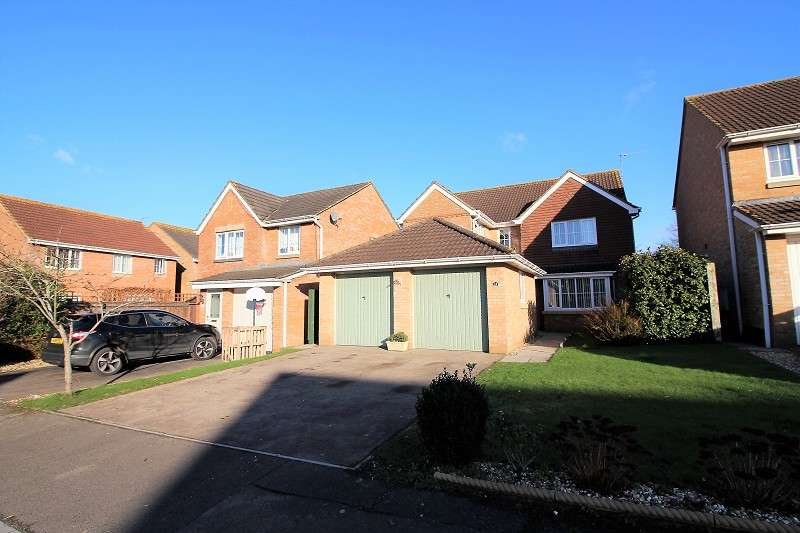 4 Bedrooms Detached House for sale in Buzzard Close, Rogiet
