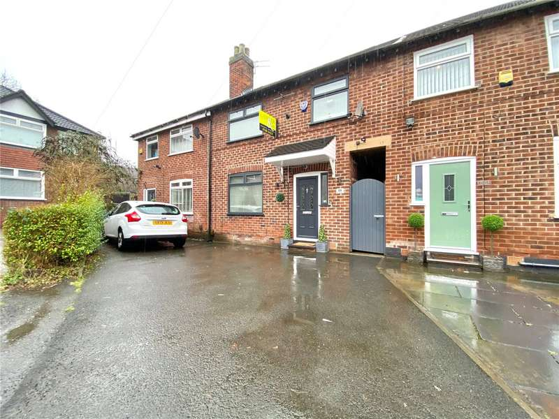 3 Bedrooms House for sale in Patterdale Road, Heaviley, Stockport, SK1