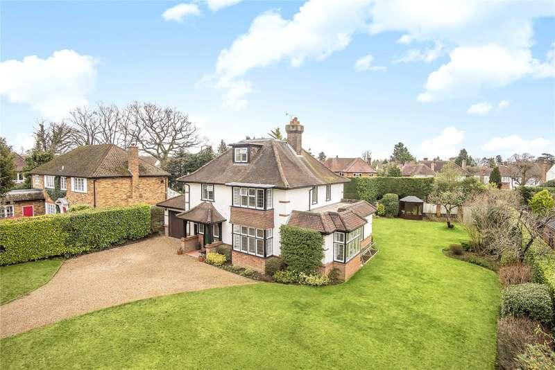 5 Bedrooms Detached House for sale in Milton Avenue, Chalfont St. Peter, Gerrards Cross, Buckinghamshire, SL9