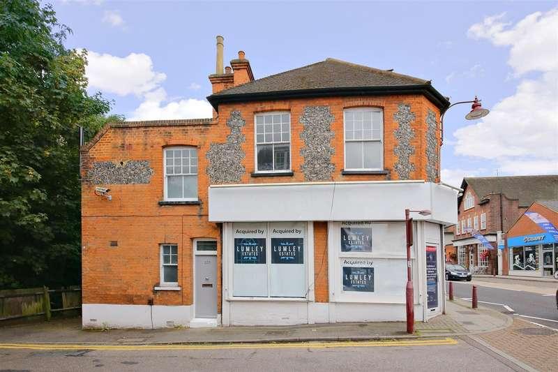 2 Bedrooms Apartment Flat for rent in Watling Street, Radlett