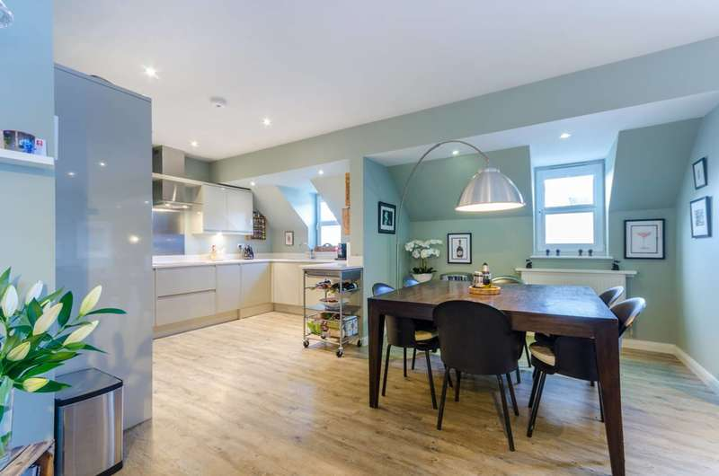 2 Bedrooms Flat for sale in North Street, Carshalton, SM5