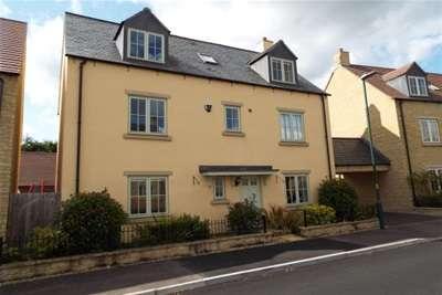 5 Bedrooms Detached House for rent in Summers way, Moreton in Marsh